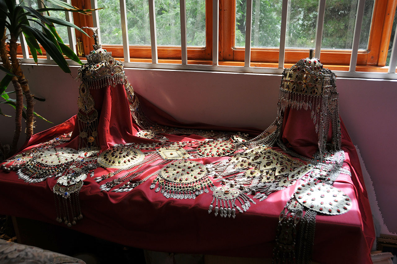 Turkmenistan arts & crafts