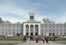 Dushanbe National museum