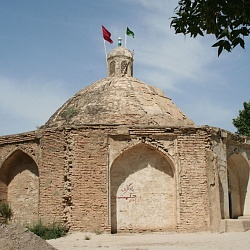 Shrine in Balkh, Afghanistan